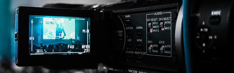 qual a melhor câmera para gravar vídeos no YouTube