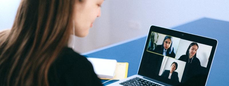 O que é webconferência no EAD