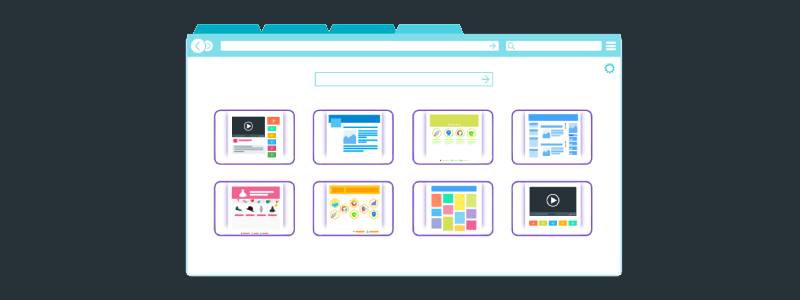 como criar um site para vender cursos