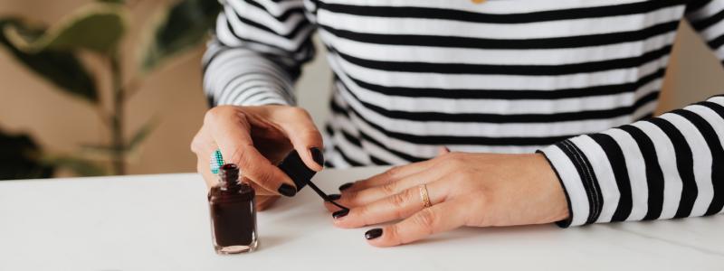 como ministrar um curso de manicure